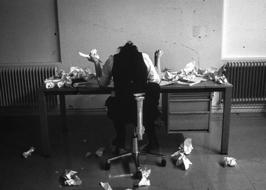 writer-depressed
